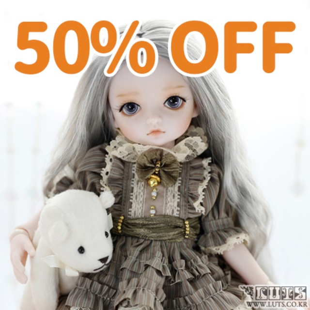Monst BJD - Little Lady
