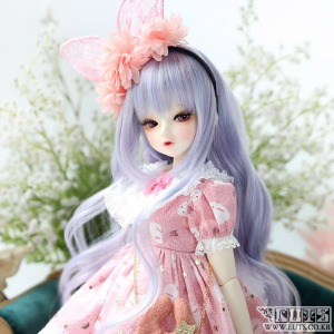 LUTS 19th Anniv. Kid Delf Happiness on $10 Pink Ver. Limited