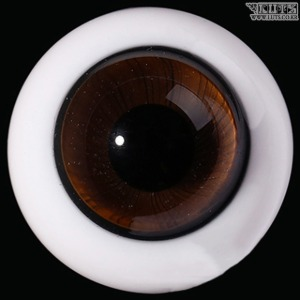 16MM S-GLASS EYES-NO.020