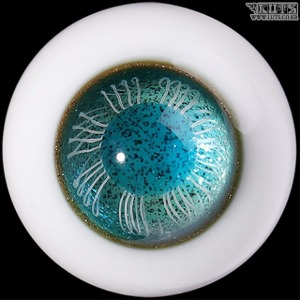16MM S-GLASS EYES-NO.012
