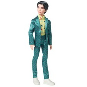 BTS Official Ball Joint Fashion Doll RM