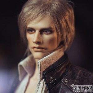 ANDREW (include Face up, Wig)