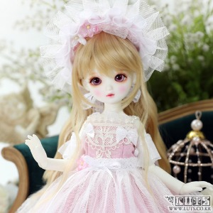 LUTS 19th Anniv. Honey31 Delf Happiness on $10 Pink ver. Limited