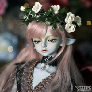 Model Kid Delf BORY Romance Elf ver. Limited