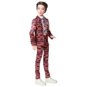 BTS Official Ball Joint Fashion Doll Jimin