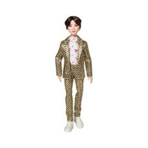 BTS Official Ball Joint Fashion Doll Suga