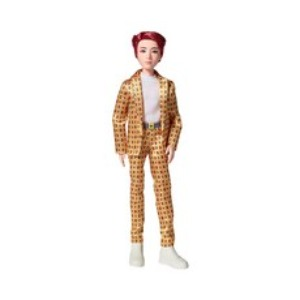 BTS Official Ball Joint Fashion Doll Jungkook